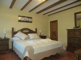 Casa rural APOL, Lastras del Pozo (рядом с городом Marugán)