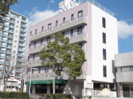 Kakegawa Business Hotel Ekinan-inn, Kakegawa (Fukuroi yakınında)