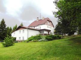 Penzion Nová Huť Šumava, Nové Hutě (Šindlov yakınında)