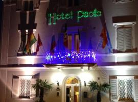 Hotel Paola, Altopascio