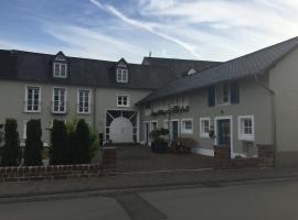 Ferienwohnung Stübchen, Salmtal (Heidweiler yakınında)