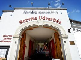 Servita Udvarház, Eger