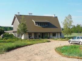 Chamedafne w Puszczy Kampinoskiej, Brochów