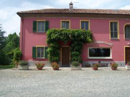 Cascina La Pacioretta, Nizza Monferrato (Incisa Scapaccino yakınında)