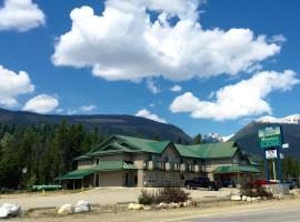Glacier Mountain Lodge, Blue River (Thunder River yakınında)