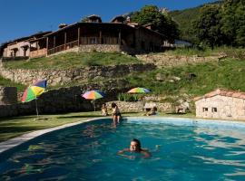 Hotel Rural Abejaruco, Cuevas del Valle (рядом с городом Сан-Эстебан-дель-Валье)