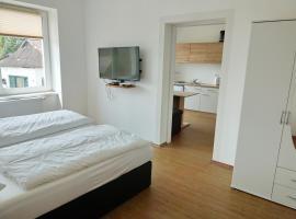 Zimmer im Weinviertel, Bad Pirawarth (Kronberg yakınında)