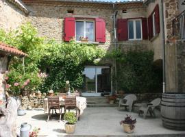 La Maison dans les Nuages, Sécheras (рядом с городом Bert)