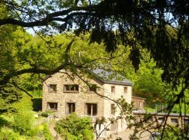 La Babillarde, Auby (Bertrix yakınında)