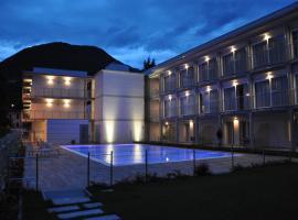 Hotel Vischi, Domaso