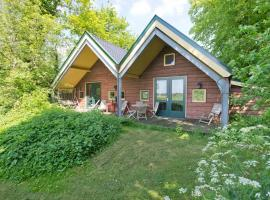 Chalet with a Meadow view, Een