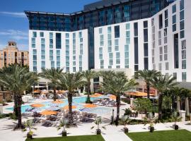 西棕櫚灘希爾頓酒店