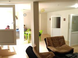 Comfort Plus Hostel