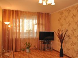 Apartments on Shamilya Usmanova