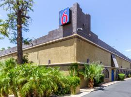 Motel 6 Glendale AZ, Glendale