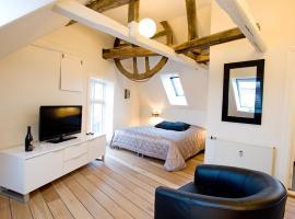 Den Gamle Købmandsgaard Bed & Breakfast, Ribe (Favrlund yakınında)