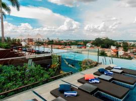 Aquarius Hotel and Urban Resort, Phnom Penh
