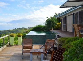 Breathtaking sea view property by Tahiti Homes, Punaauia