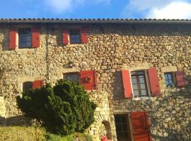 L'Oustau de Pequeti, Laboule (рядом с городом Valgorge)