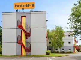 hotelF1 Gap, Гап (рядом с городом La Bâtie-Vieille)