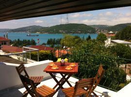 Villa Bosphorus Konak, Isztambul