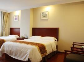GreenTree Inn Fujian Fuzhou Software Park River View Business Hotel, Fuzhou (Minhou yakınında)