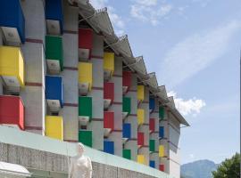 Hotel Liberty, Bellinzona (Lumino yakınında)