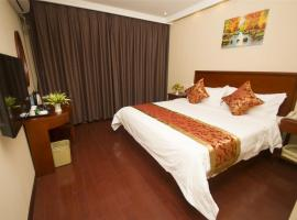 GreenTree Inn Zhejiang Ningbo Railway Station Xingning Road Seagull Business Hotel
