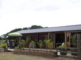 Monart Farm Lodge, Milehouse