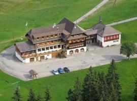 Berggasthaus Salwideli, Sörenberg
