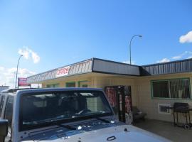 Franklin Motel, Assiniboia