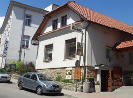 Ubytování U Františka, Valašské Klobouky (Haluzice yakınında)
