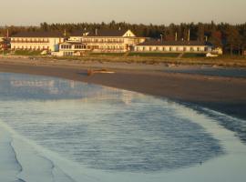 Hotel Motel Belle Plage, Matane (Saint-Ulric yakınında)