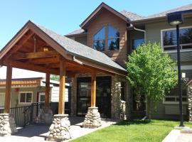 Elkwater Lake Lodge and Resort, Elkwater (Manyberries yakınında)
