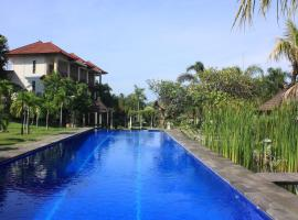 Blue Hill Resort Tulamben, Туламбен