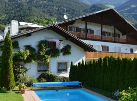 Pension Obergrundgut, Coldrano (Vezzano yakınında)