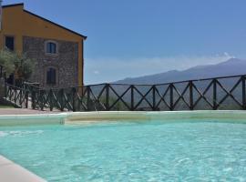 Agriturismo Valle dell'Etna, Roccella Valdemone (Moio Alcantara yakınında)