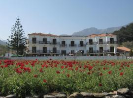 Apart Hotel Agios Konstantinos, Агиос-Константинос (рядом с городом Kámpos)