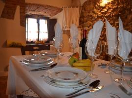 La Vite In Castello, Montescudaio (Frassineta yakınında)