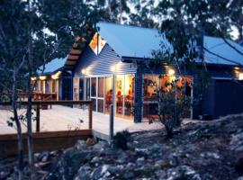 Blue Lake Lodge