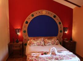 Hotel Rural Valle del Turrilla - Cazorlatur, Hinojares (Belerdas yakınında)