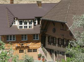 Hinterbauer Hof, Oberharmersbach (Kurzenbach yakınında)