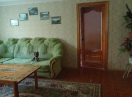 Apartment on Respublikanskaya 12