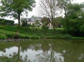 Fermette dans la pays de Loire, Izé (рядом с городом Виллен-ла-Жюель)
