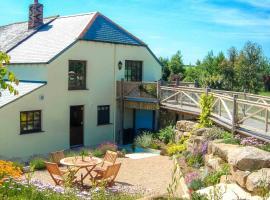 Vineyard Cottage, Ruan Lanihorne (рядом с городом Veryan)