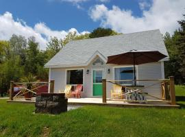 Prince's Inlet Retreat, Lunenburg (Mahone Bay yakınında)