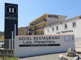 Hôtel Restaurant les Pielettes, Le Rove