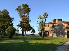 Agriturismo Lapone, Orvieto (Viceno yakınında)