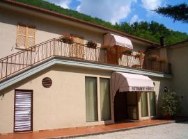 Hotel Ristorante Fiorelli, Preci
