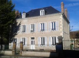 La Sauldre, Vailly-sur-Sauldre (рядом с городом Barlieu)